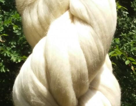 1lb wool roving Sheps